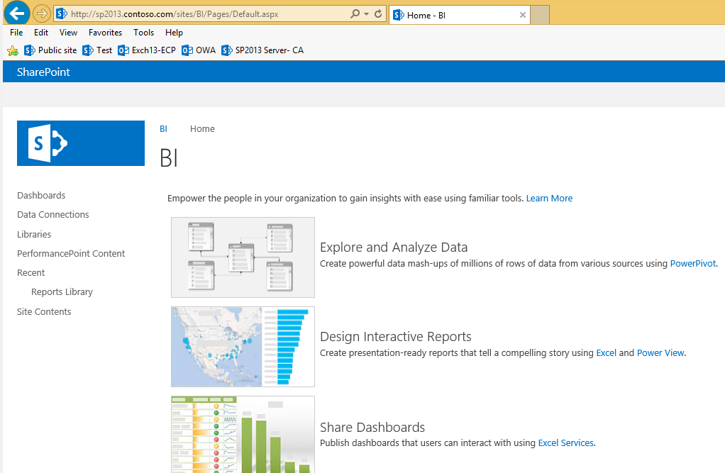 SharePoint 2013: How to Set Up, Configure and Test SQL 2012 SP1 ...